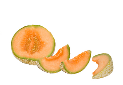 how to tell if a cantaloupe is ripe to pick