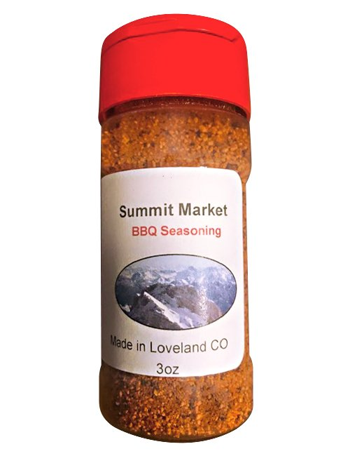 BBQ Seasoning 3oz