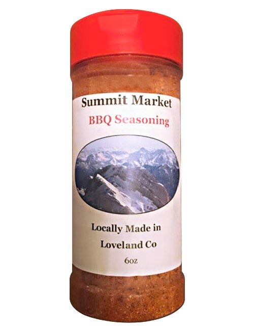 BBQ Seasoning 6oz