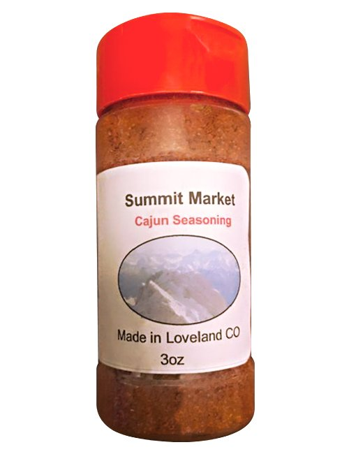 Cajun Seasoning 3oz