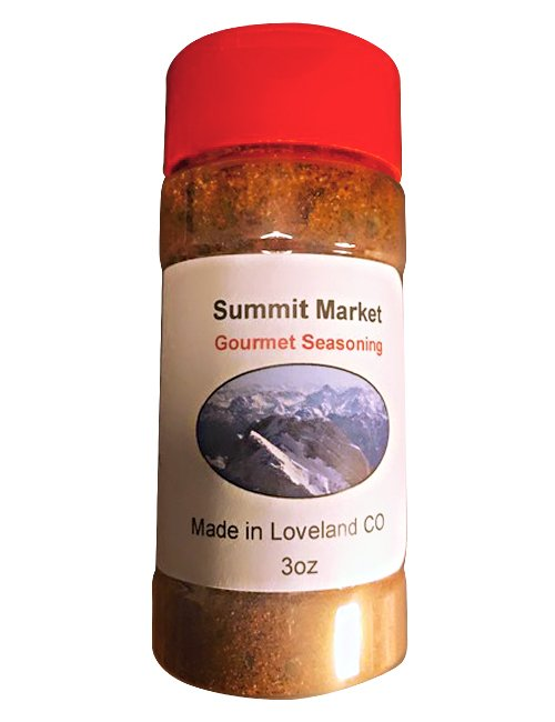 Gourmet Seasoning 3oz