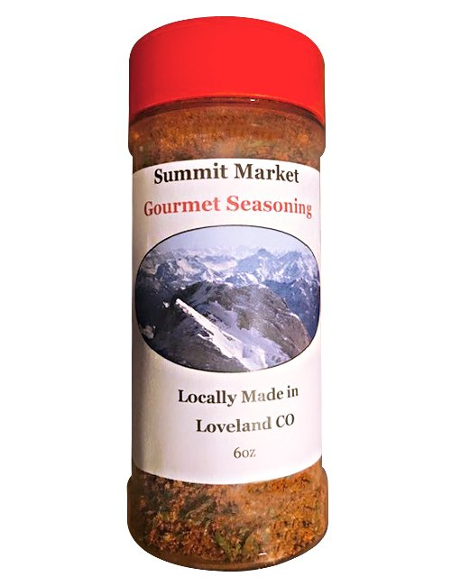 Gourmet Seasoning 6oz